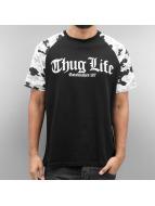 Thug Life T-skjorter Deadknight svart