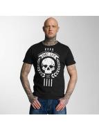 Thug Life T-skjorter Elite svart