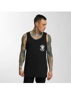 Thug Life Tank Tops Ghetto Boys czarny