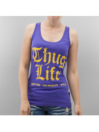 Thug Life Tank Tops NLB purpuranpunainen