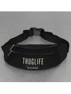 Thug Life Tasche Logo schwarz