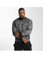 Thug Life Attack Sweatshirt Black