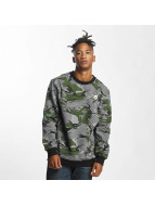 Thug Life Hidden Sweatshirt Black Camouflage