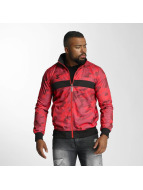 Thug Life Force Track Jacket Red