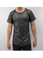 Zip Panther T-Shirt Blac...