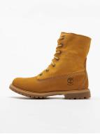 Timberland Čižmy/Boots Authentics Teddy Fleece Waterproof béžová