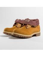 Timberland Čižmy/Boots Roll Top F/F AF béžová