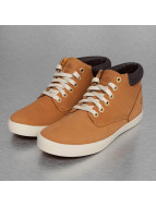 Timberland Сникеры Flannery Chukka With Collar бежевый