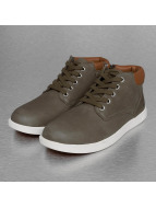Timberland Сникеры Groveton Leather Chukka оливковый