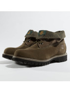 Timberland Boots Roll Top F/F AF marrón