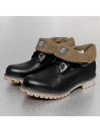 Timberland Boots Icon Roll-Top negro