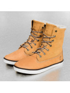 Timberland Chaussures montantes Deering Fold Down beige