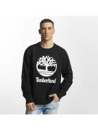 Timberland Pulóvre Stacked Logo èierna