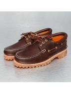 Timberland sneaker 3 Eye Classic Lug bruin