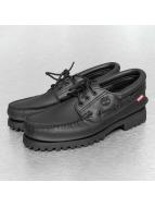Timberland sneaker 3 Eye Classic Lug zwart