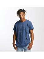 Timberland t-shirt Dead River blauw