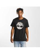Timberland t-shirt Kennebec zwart