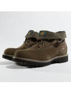 Timberland Vapaa-ajan kengät Roll Top F/F AF ruskea