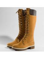 Timberland Women Boots Premium 14 Inch Waterproof beige