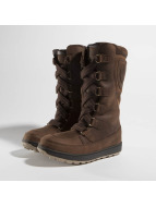 Timberland Women Boots Mukuluk 8 In Lace-Up brown