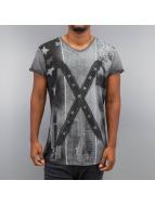 trueprodigy T-paidat Photoprint harmaa