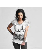 trueprodigy T-Shirt Los Angeles blanc