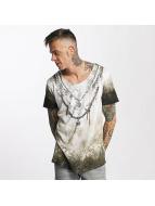 trueprodigy T-shirt Chains grigio