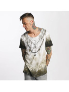 trueprodigy T-Shirt Chains gris