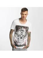 trueprodigy T-Shirts Skull beyaz