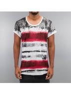 trueprodigy T-Shirty Photoprint czerwony