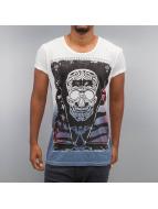 trueprodigy T-Shirty photoprint niebieski