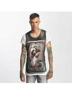 trueprodigy T-skjorter Kiss hvit