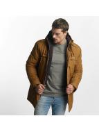 TrueSpin Зимняя куртка Fishtail коричневый