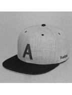 TrueSpin Кепка с застёжкой ABC-A Wool серый