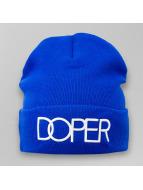TrueSpin Beanie Doper blau