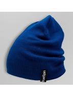 TrueSpin Beanie Basic Style blau