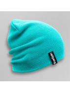 TrueSpin Beanie Basic Style blauw