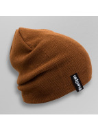 TrueSpin Beanie Basic Style brown