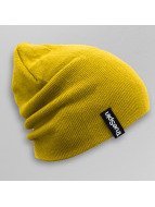 TrueSpin Beanie Basic Style gelb