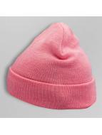 TrueSpin Beanie Plain Cuffed pink