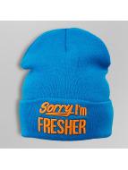 TrueSpin Beanie Sorry I'm Fresher türkis