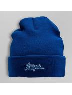 TrueSpin Bonnet Script bleu