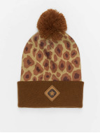 TrueSpin Bonnet Cheetah brun
