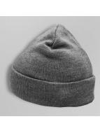 TrueSpin Bonnet Plain Cuffed gris