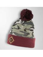 TrueSpin Bonnet hiver KGB rouge