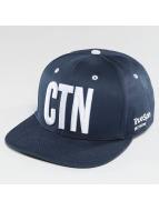 TrueSpin Shorty CNT Snapback Cap Blue