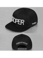 TrueSpin Casquette Snapback & Strapback Doper noir