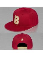 TrueSpin Casquette Snapback & Strapback B-ABC Edition rouge