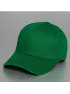 TrueSpin Casquette Snapback & Strapback Blank Baseball vert