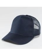TrueSpin Casquette Trucker mesh Blank bleu